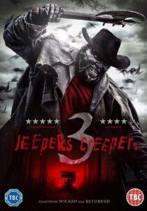 джиперс криперс-3 - постер