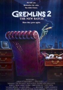 гремлины-2 - постер