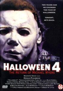 хэллоуин-4 - постер