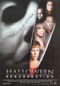хэллоуин-8 - постер