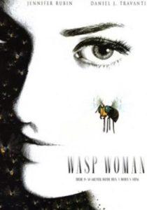 женщина-оса - постер