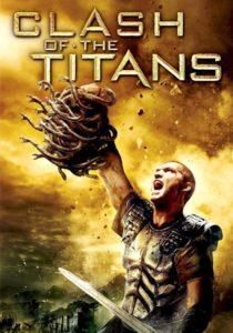 битва титанов - постер
