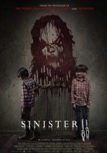 синистер-2 - постер