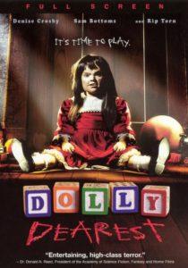 прелестная долли - постер