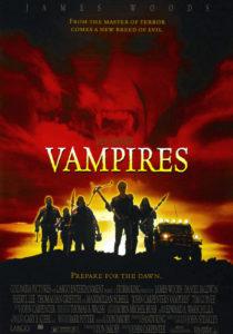 вампиры - постер