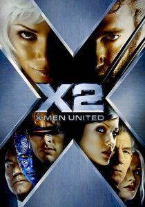 люди икс-2 - постер