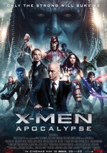 люди икс: апокалипсис - постер