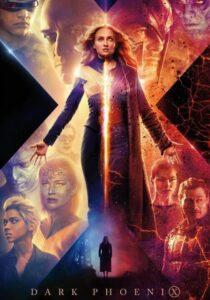 люди икс: темный феникс - постер