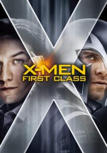 люди икс: первый класс - постер