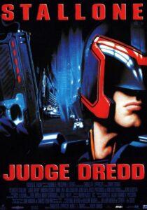 судья дредд - постер