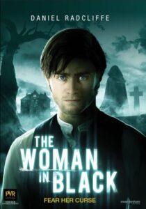 женщина в черном - постер