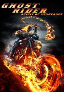 призрачный гонщик-2 - постер