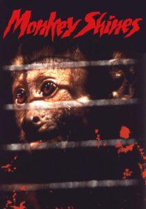 обезьяна-убийца - постер